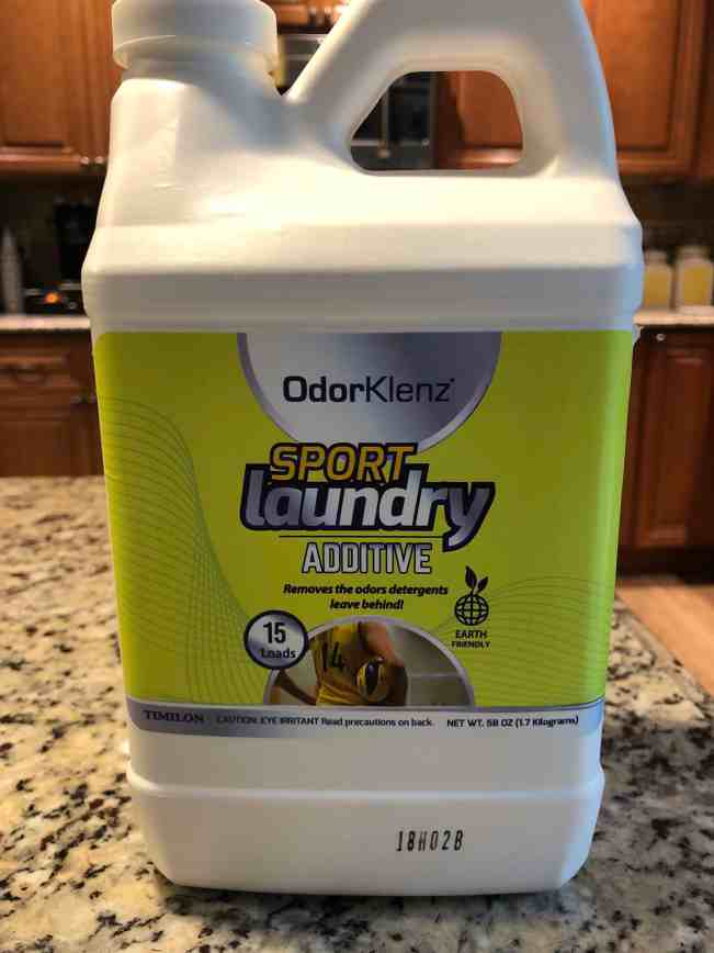 OdorKlenz Sport Laundry Additive