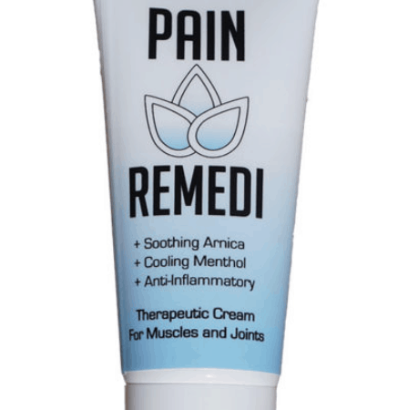 Pain Remedi works