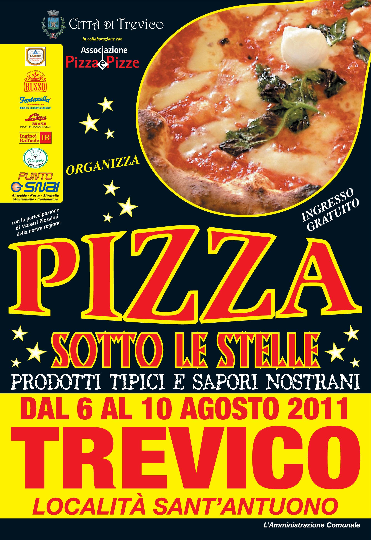 Atripalda News Cultura Pizza Sotto Le Stelle A Trevico