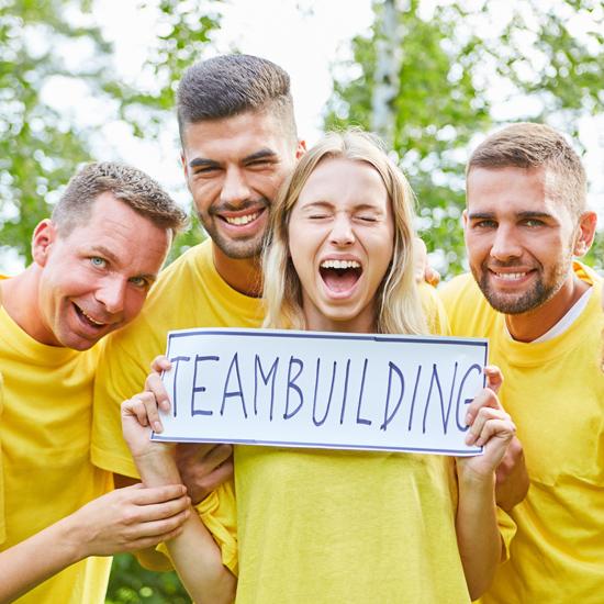 escape room teambuilding