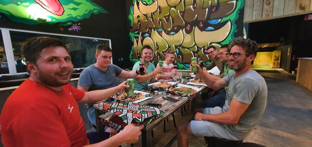 Lebbeke Escape Rooms Atrium Mortis teambuilding
