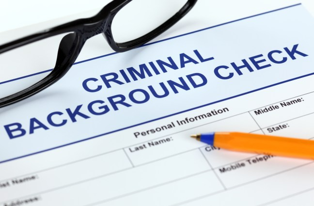 Background check, A True P.I