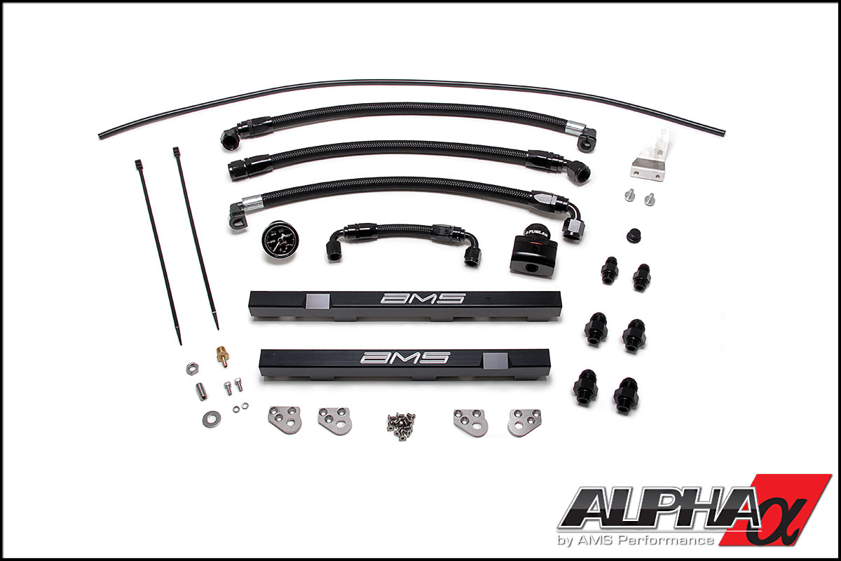 Alpha Performance R35 Gt R Fuel Rail Upgrade Package
