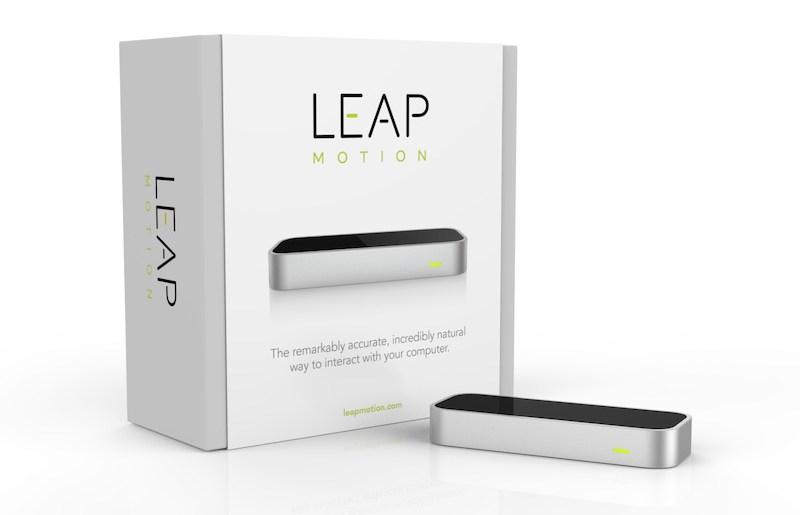 Review Leap Motion
