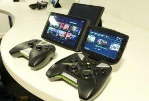 nvidia shiled, tablet, juegos