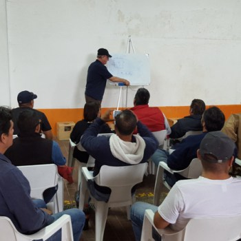 Toluca Mexico Detection Dog Seminar