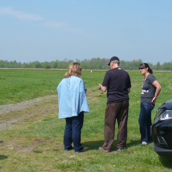 Discussion with ATS K9 Team