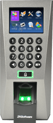 f18 Fingerprint Card Access