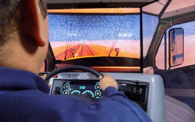 Overdrive December, 2019 – Simulator Training Drives the Industry