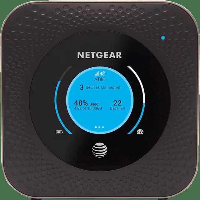 NETGEARNighthawk LTE Mobile Hotspot Router