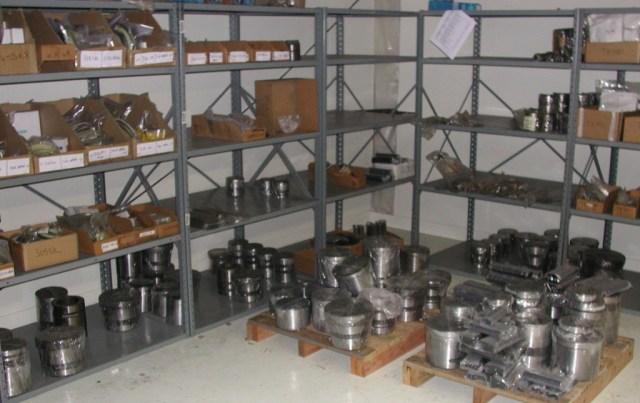 Bushings for Kent, BTI, and Okada hydraulic breakers