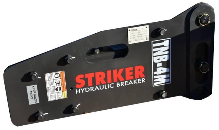Striker breaker for sale at Attachment Service Centers
