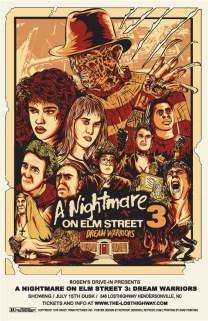Nightmare on Elm Street 3 - The Lost Highway