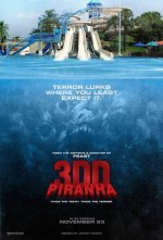 Piranha 3DD to get UK cinema release