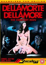Dellamorte Dellamore The Cemetery Man - Shameless Screen Entertainment
