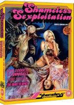 Shameless Sexploitation Boxset - SHAM301
