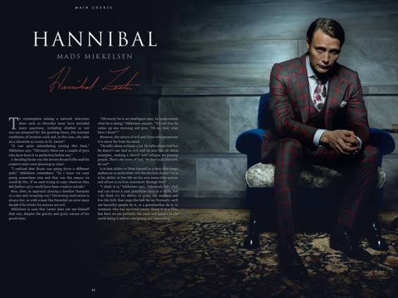 The Art and Making of Hannibal: The Television Series (2015)