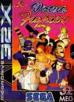 Virtua Fighter (1993, 1995) Mega Drive 32X