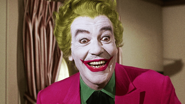 Cesar Romero as 'The Joker'