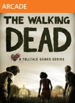 The Walking Dead (2012) Xbox Live Arcade Cover