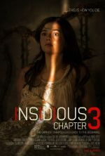 Insidious: Chapter 3 (2015) Theatrical Poster