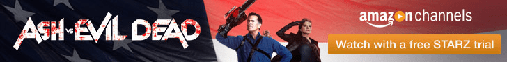 Ash vs Evil Dead - Amazon Channels