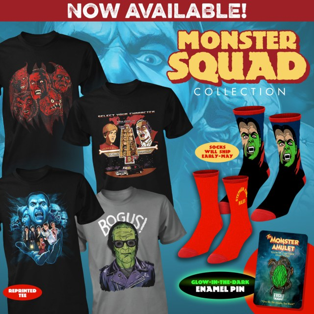 Fright-Rags' The Monster Squad Collection
