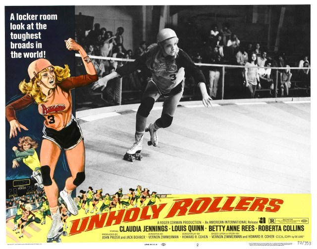 The Unholy Rollers (1972)