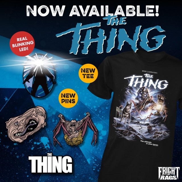 Fright-Rags' John Carpenter's The Thing Collection