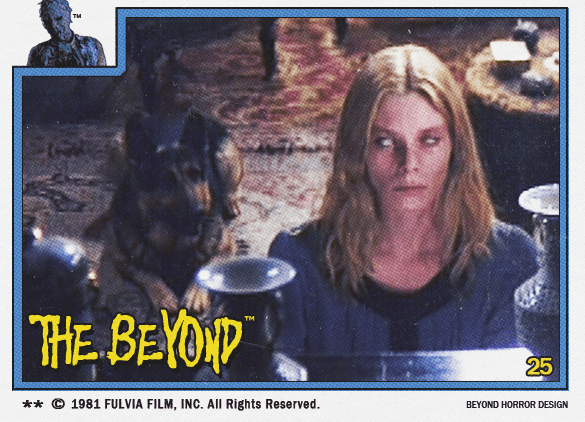 The Beyond - Beyond Horror Design