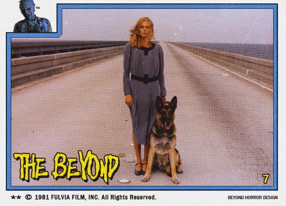 The Beyond - Beyond Horror Design