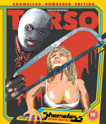 Torso (1973) Shameless Blu-ray