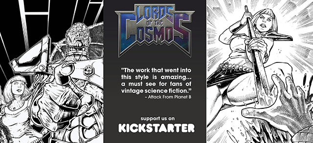 Now on Kickstarter: Lords of the Cosmos #2