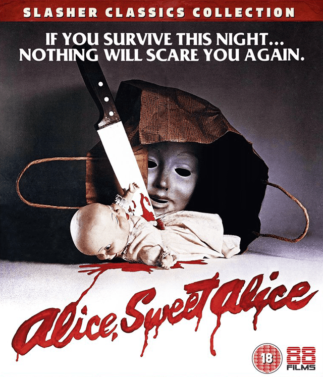 Alice, Sweet Alice (Slasher Classics Collection) on Blu-ray 9th July from 88 Films