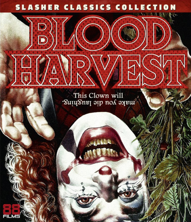 Blood Harvest (Slasher Classics Collection) on Blu-ray 12th March from 88 Films
