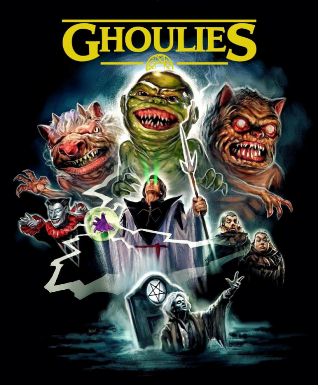 GHOULIES Collection Now Available from Cavity Colors