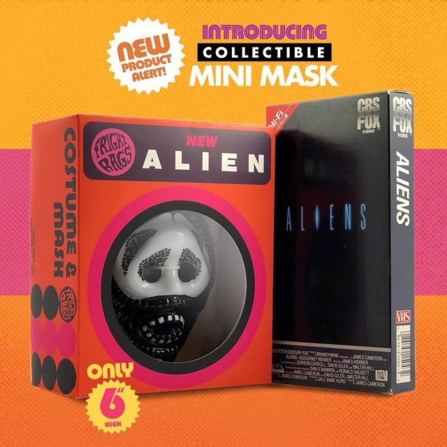 Officially Licensed Retro ALIEN DAY Collection is Now Available from Fright-Rags