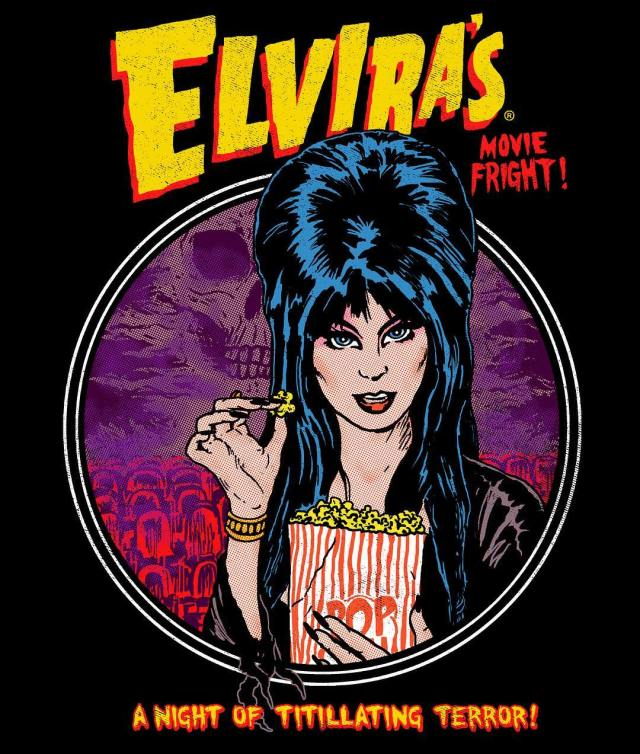 ELVIRA, MISTRESS OF THE DARK Collection Now Available from Cavity Colors