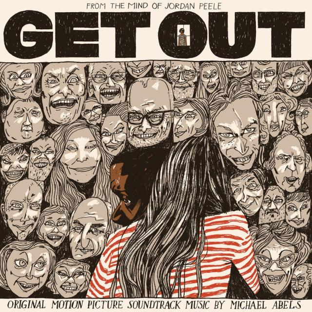 Waxwork Records Presents GET OUT Vinyl Soundtrack