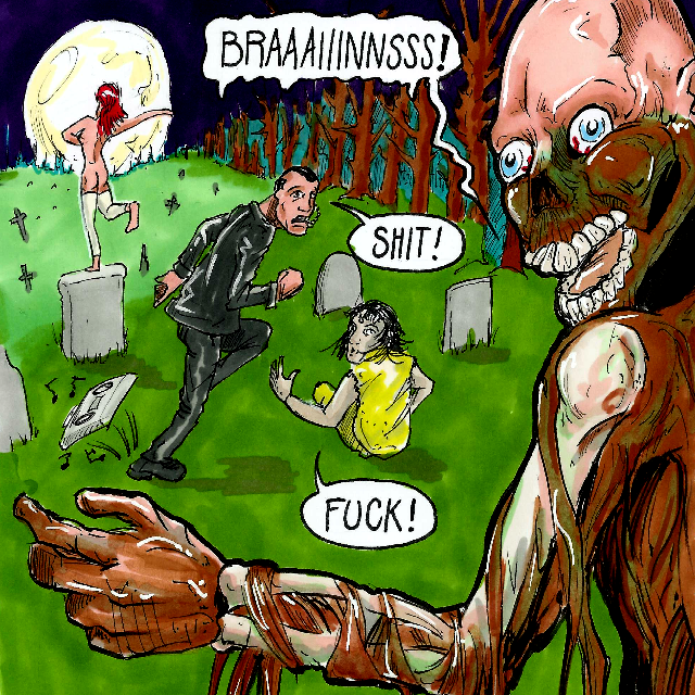 Unfortunate Tales from Planet B #4 ▷ The Return of the Living Dead