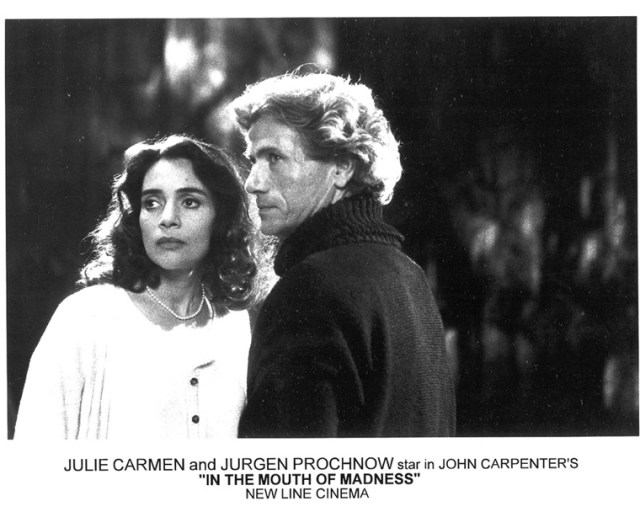 An interview with actress Julie Carmen, Fright Night Part 2