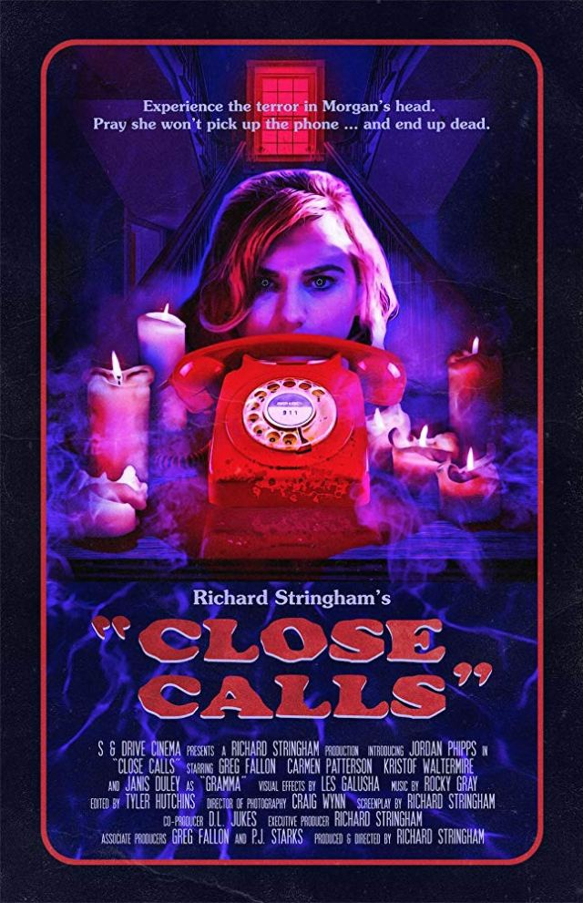 Terror Films Set to Release 80's Horror Homage Feature CLOSE CALLS on January 11th