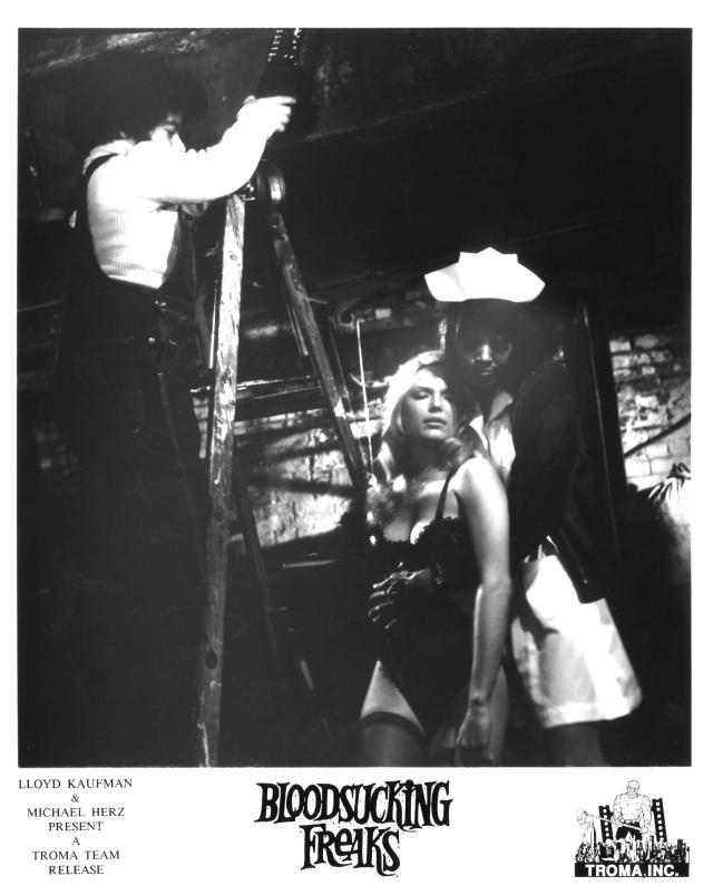 Film Noir Cinema (NYC) Screens THE NOBODIES (February 23rd) and BLOODSUCKING FREAKS (February 24th)