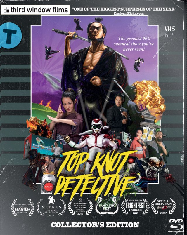 TOP KNOT DETECTIVE on Home Video March 18th from Third Window Films