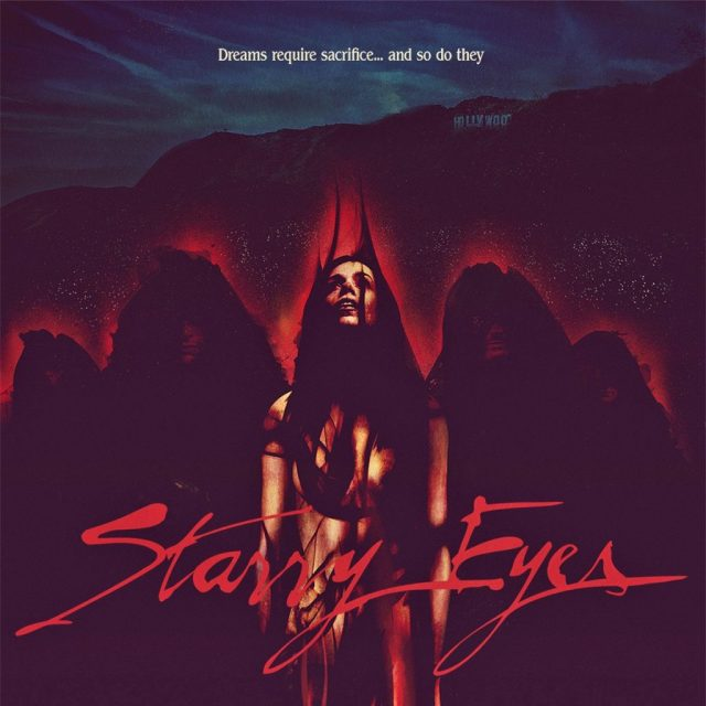 Waxwork Records Presents STARRY EYES Vinyl Soundtrack