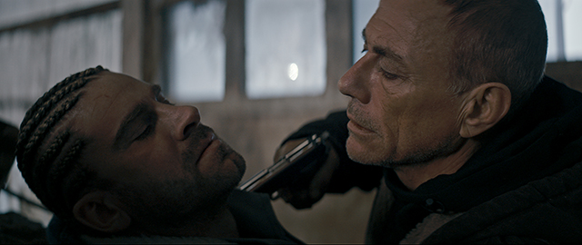 Jean-Claude Van Damme is THE BOUNCER on Blu-ray, DVD & Digital Download 8th April from Dazzler Media