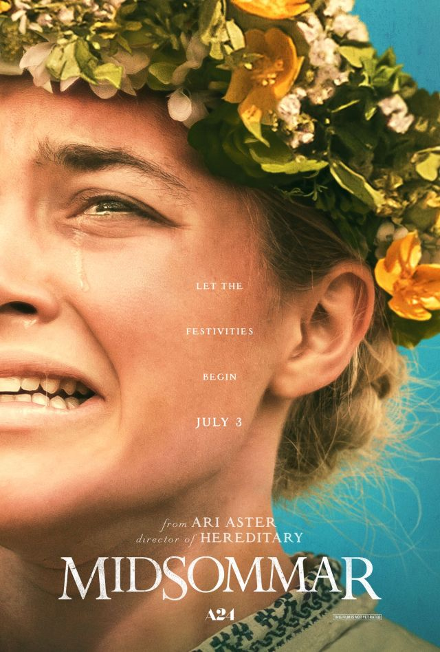 A24 Releases the Official Poster for Ari Aster's MIDSOMMAR