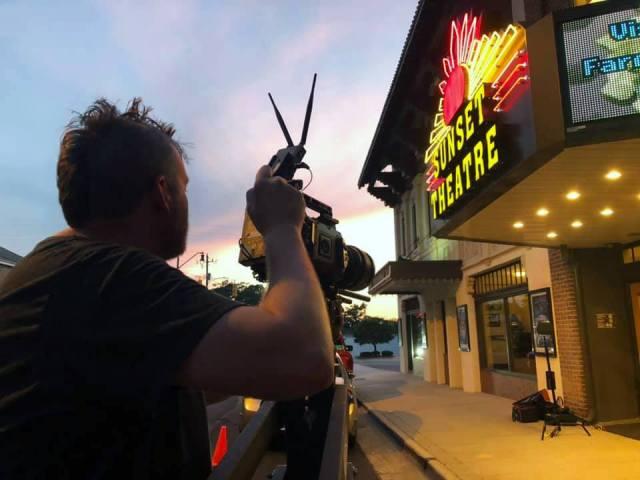 Shooting Wraps on Jaysen Buterin's KILL GIGGLES