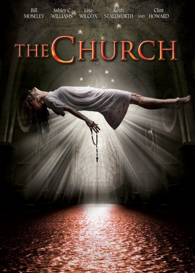This Summer Indican Pictures Delivers Salvation with THE CHURCH