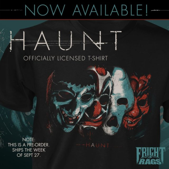 3 FROM HELL, CREEPSHOW, & HAUNT Merchandise from Fright-Rags